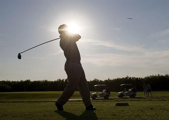 golfing in corpus christi