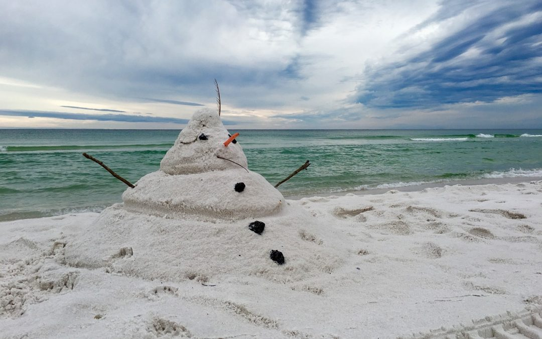 Spend Your Christmas Holiday at the Beach in Corpus Christi
